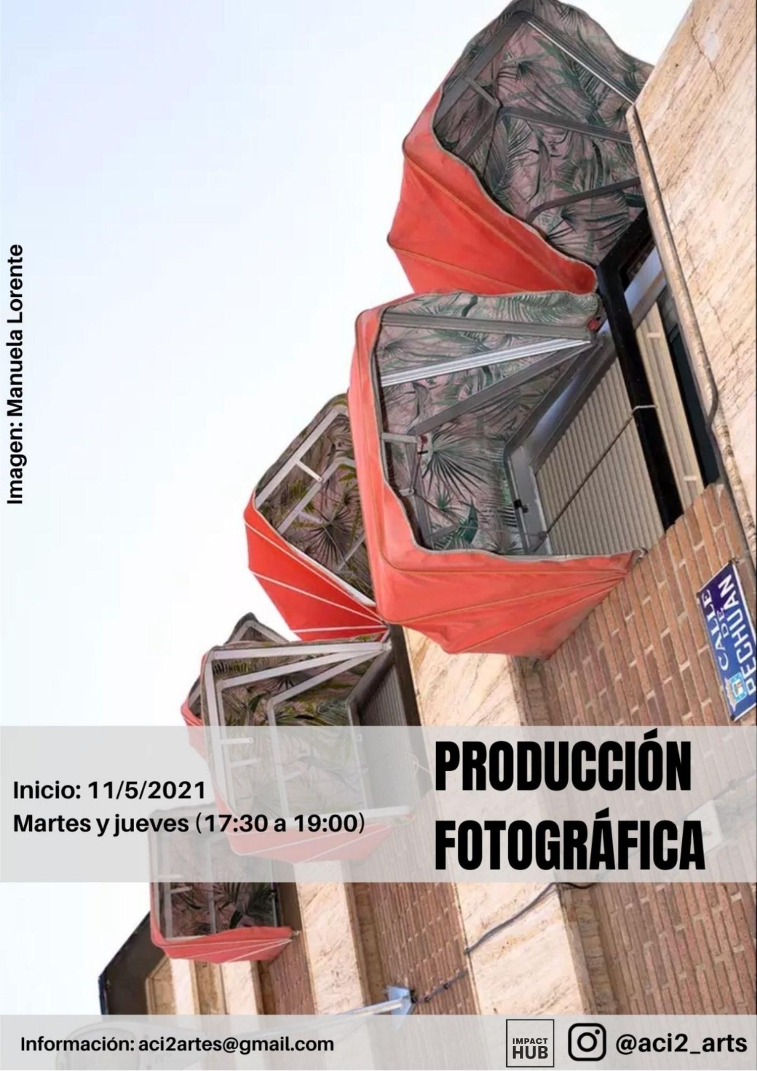 Taller de Producción Fotográfica