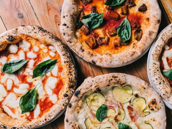 Pizza session Alameda