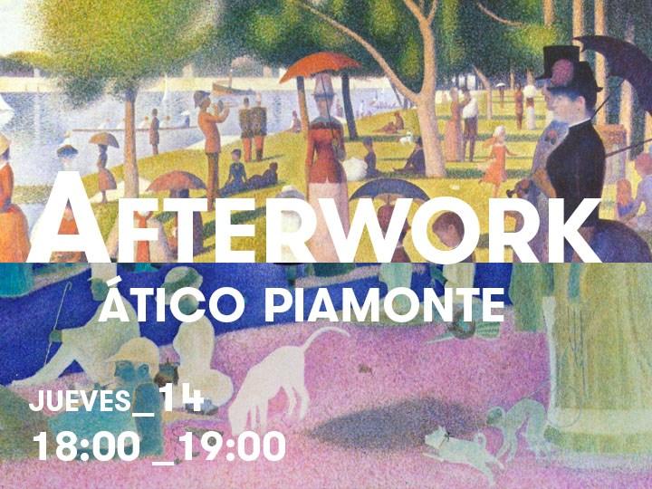 Afterwork de comunidad Piamonte