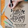 Taller Lettering con Leo Letras