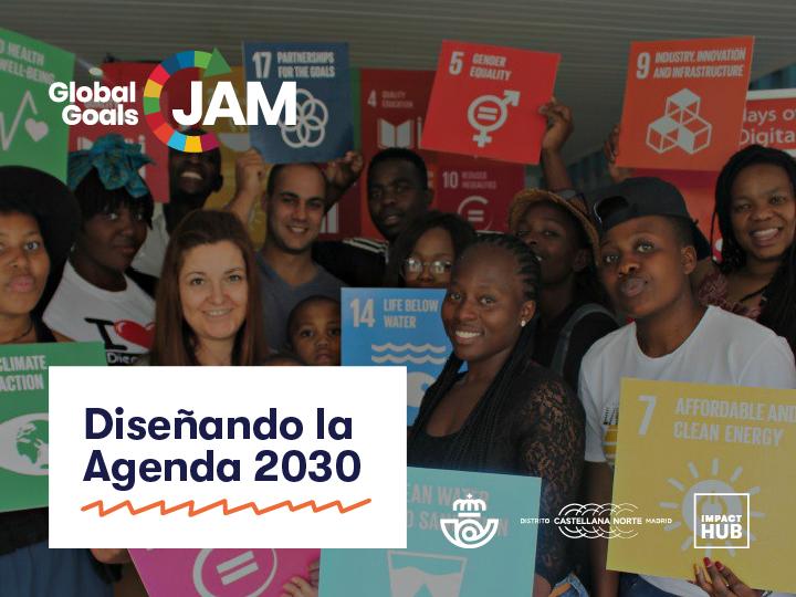 Global Goals Jam 2021