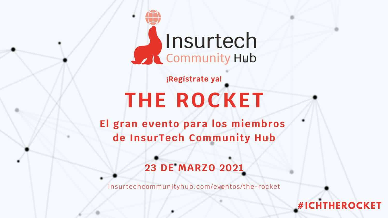 THE ROCKET - Insurtech Community Hub